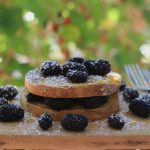 Mulberry french toast