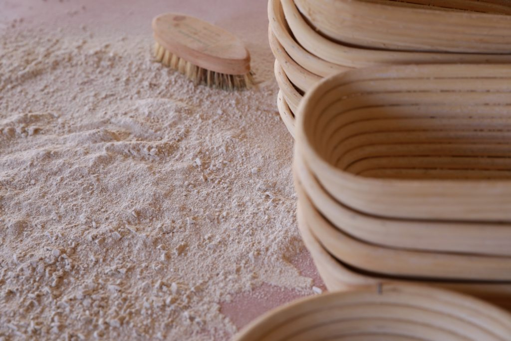 Flour on the Floor 4