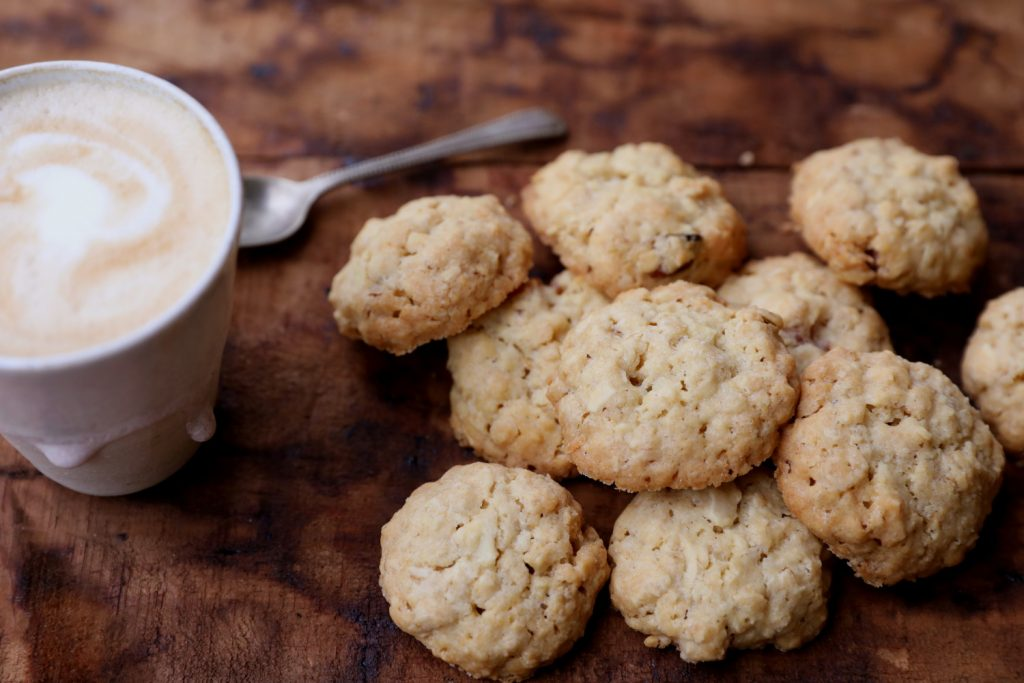 Oat and Fruit Biscuits